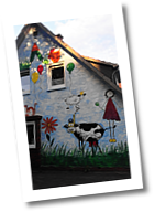 Willkommen im Bunten Haus in Barmstedt